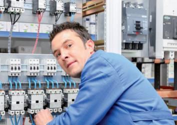 Werken in de elektrotechniek