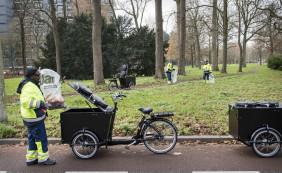 Vier extra straatvegers in Dukenburg
