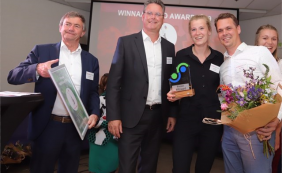 Hotel Credible wint MVO Award 2019