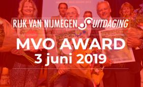 Uitreiking MVO Award
