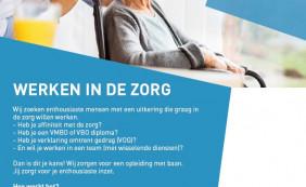 ZZG Zorggroep en WerkBedrijf slaan handen ineen