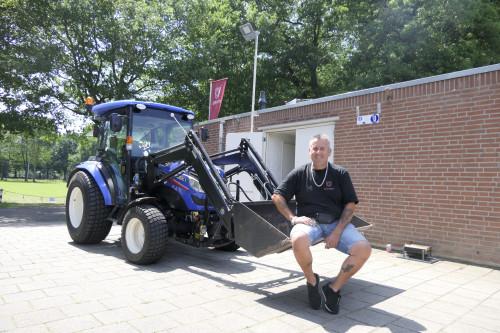 Loetje: markante Nijmegenaar werkt al 25 jaar bij WerkBedrijf