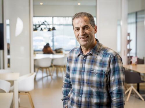 Syrische statushouder helpt Nederlandse bank