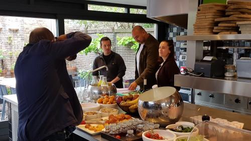 'Restaurants staan in de rij voor Talent in de keuken'