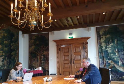 Jubileum podcast 3 met burgemeester Bruls