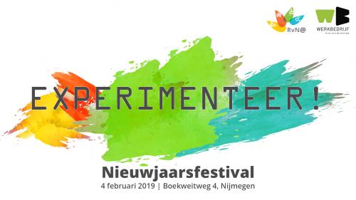 Aftermovie nieuwjaarsfestival EXPERIMENTEER!