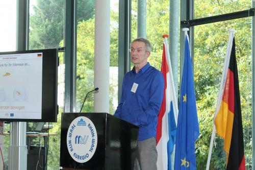 Eugene Flören: de training Grenzen Bewegen opent deuren