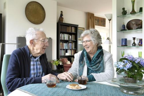 """Romana: """"De ouderenzorg is het helemaal voor mij."""""""