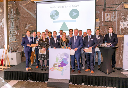 Overheden in Oost Nederland stellen gezamenlijke werkwijze SROI op