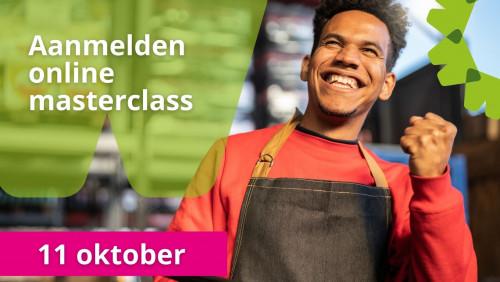 Masterclass inclusief organiseren en werkgeverschap 11 oktober