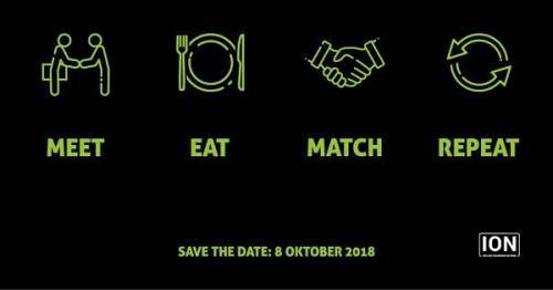ION Matchfabriek: Meet Eat Match Repeat