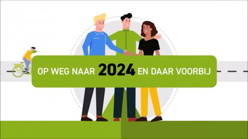 Op weg naar 2024 en daar voorbij...
