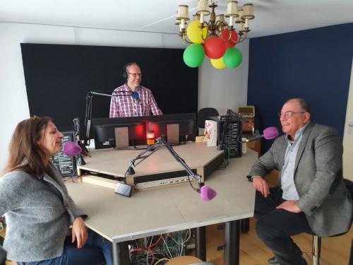 Jubileum podcast 1 met ondernemer Ronnie Reijnen