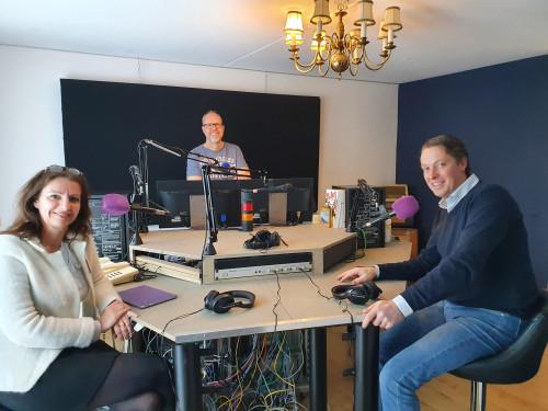 Jubileum podcast 5 met Ivo Hermsen en Stephan Spieker