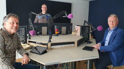 Jubileum podcast 4 met ondernemer Ton Derks