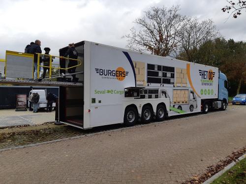 Directe bemiddeling na Roadshow Logistiek