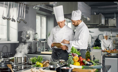 Zoekt u een aankomend talent in de keuken?
