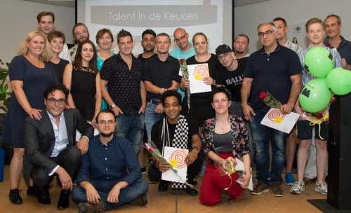 19 werkzoekenden behalen diploma Kok in 1 jaar