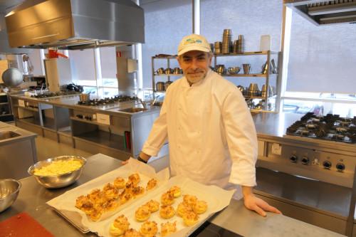 Talent in de Keuken op weg naar droombaan